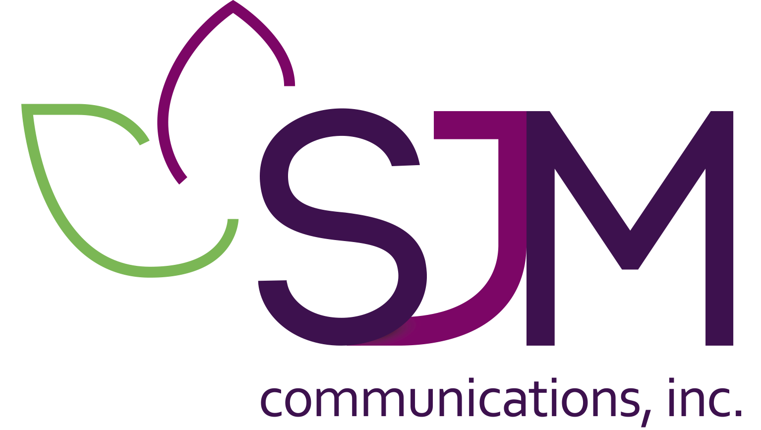 SJM Communications Logo